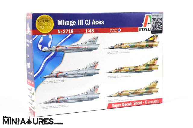 Mirage lll CJ Aces