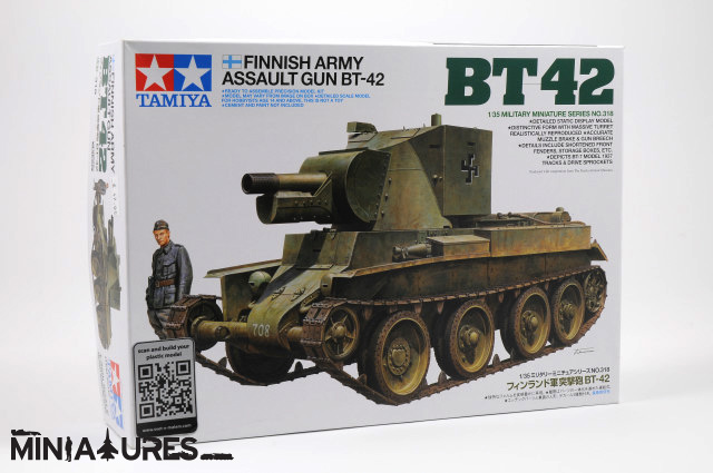 Finnish Army Assault Gun BT-42