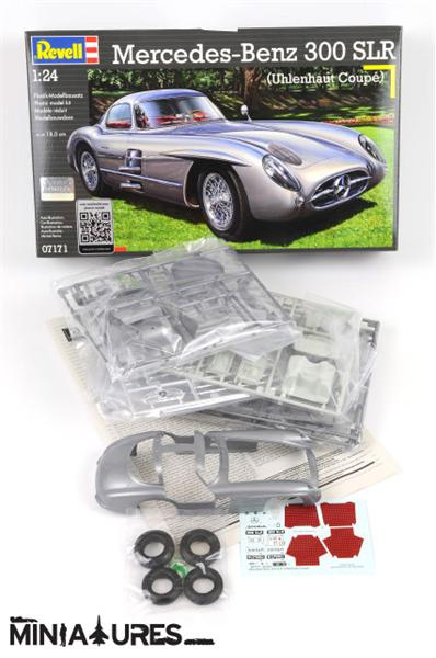 Mercedes-Benz 300 SLR COUPE