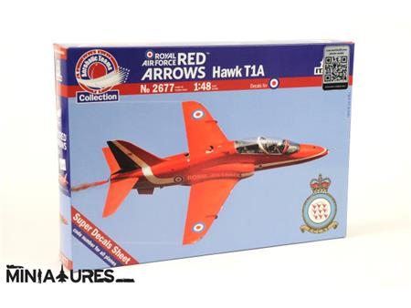 Hawk T.Mk.1 Red Arrows