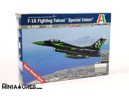 F-16 Fighting Falcon Special Colors