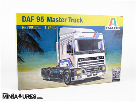 DAF 95 Master truck (back again)