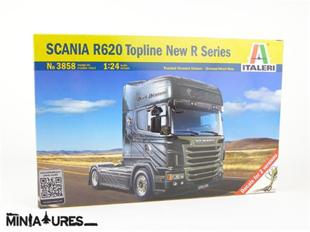 Scania R620 V8 New R Series