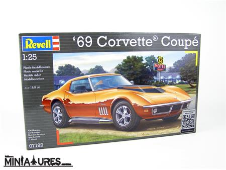 Corvette Coupé '69