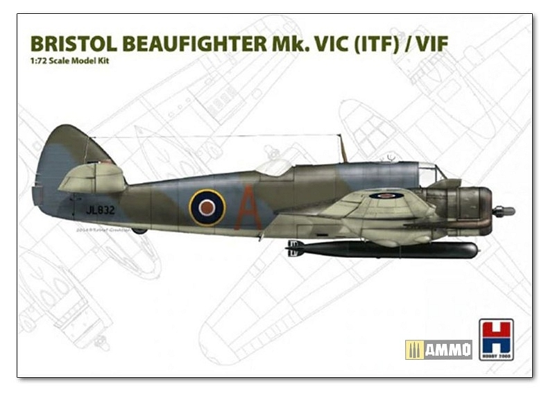 Bristol Beaufighter Mk. VIC (ITF) /VIF