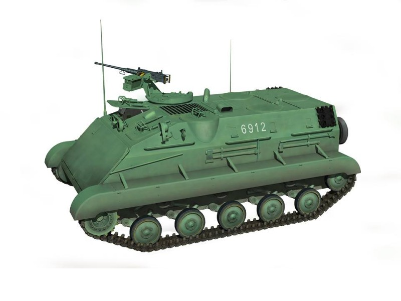 Armoured personnel carrier M-60P
