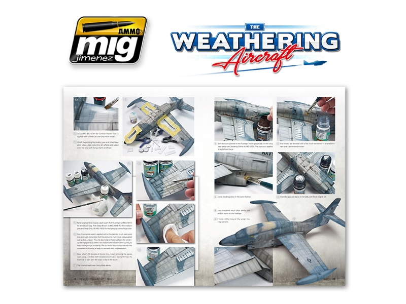 WEATHERING Aircraft