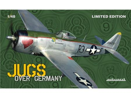 JUGS Over germany (Limited edition)