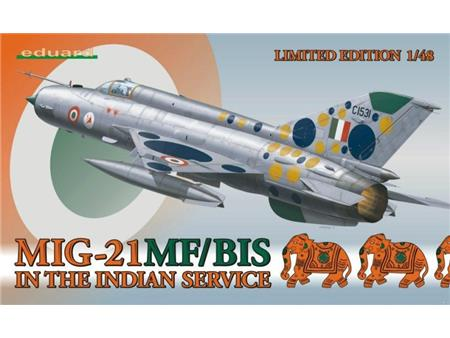 MIG-21MF/BIS IN THE INDIAN SERVICE (Limited edition)