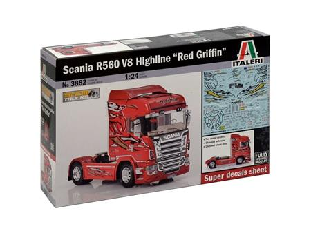 Scania R560 V8 Highline