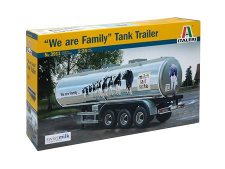 We are familiy tank Trailer