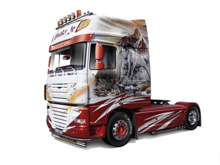 DAF XF105 Smoky Jr.