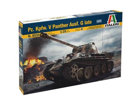 Pz. Kpfw. V Panther Ausf. G late