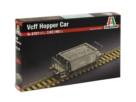 Vcf Hopper Car