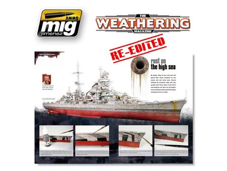 THE WEATHERING MAGAZINE (RUST)
