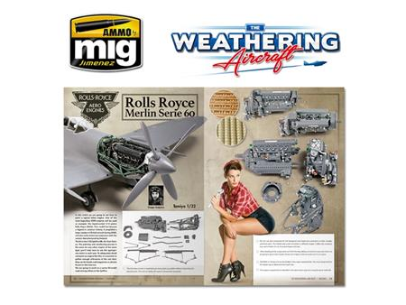 THE WEATHERING AIRCRAFT (Engines)