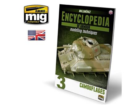 ENCYCLOPEDIA OF ARMOUR (Camuflages).3