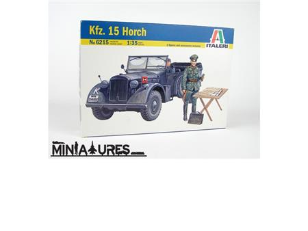 Kfz.15 Horch