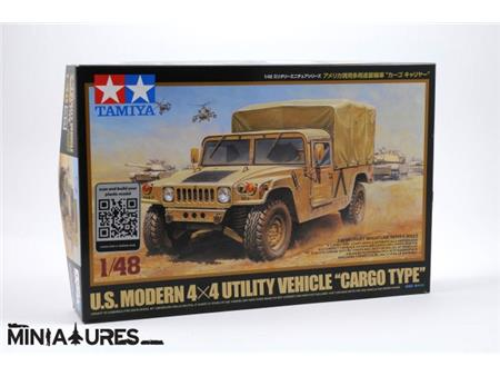 U.S.Modern 4 x4 utility vehicle Cargo TYPE