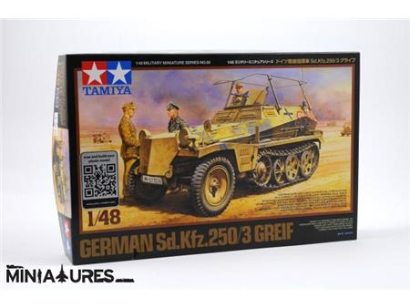 German Sd.Kfz.250/3 GREIF