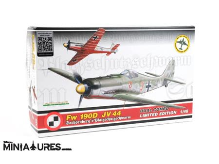 Fw 190D JV 44 - DUAL COMBO (Limited edition)
