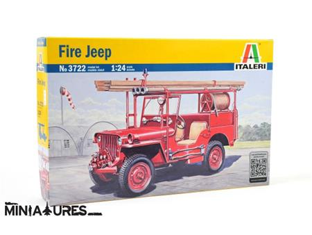 Fire Jeep