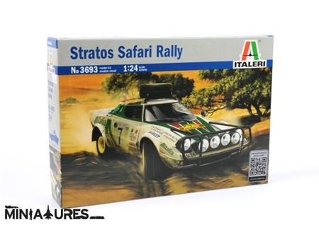 Lancia Stratos Safari Rally