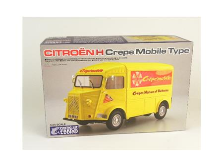 Citroen H Crepe Mobile Type