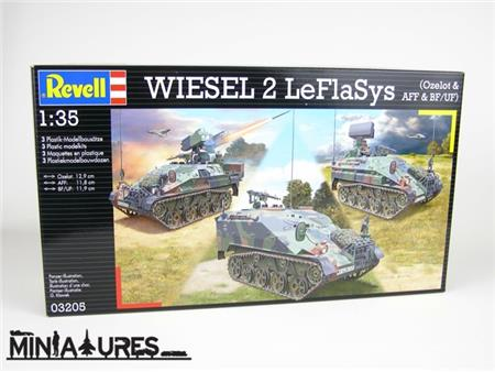 WIESEL 2 Leflasys (Ozelot & AFF &BF/UF)