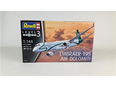 EMBRAER 195 AIR DOLOMITI