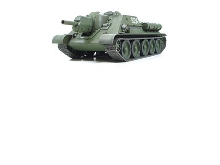 Russian Tank Destroyer SU122