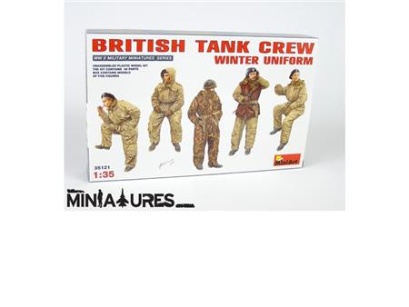 British Tank Crew (winter uniform)