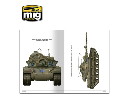 M60A3 Main battle tank (Vol.1)