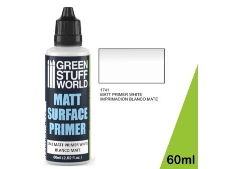 Matt Surface Primer (Green Staff World)
