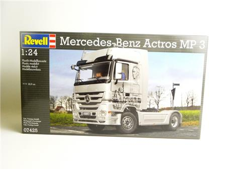 Mercedez Benz Actros MP3