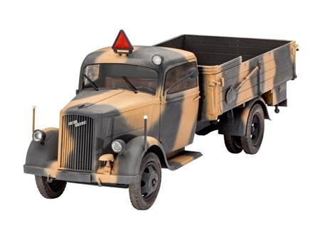 German Truck Type 2,5-32