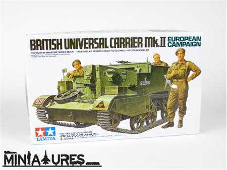 British Universal Carrier Mk.II (European campaign)