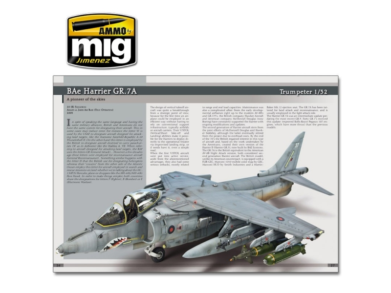 Airplanes in Scale The greatest guide: Jets
