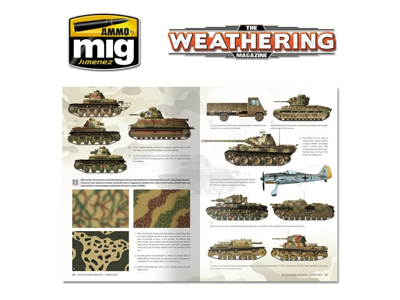 TWM Issue 20 - CAMOUFLAGE